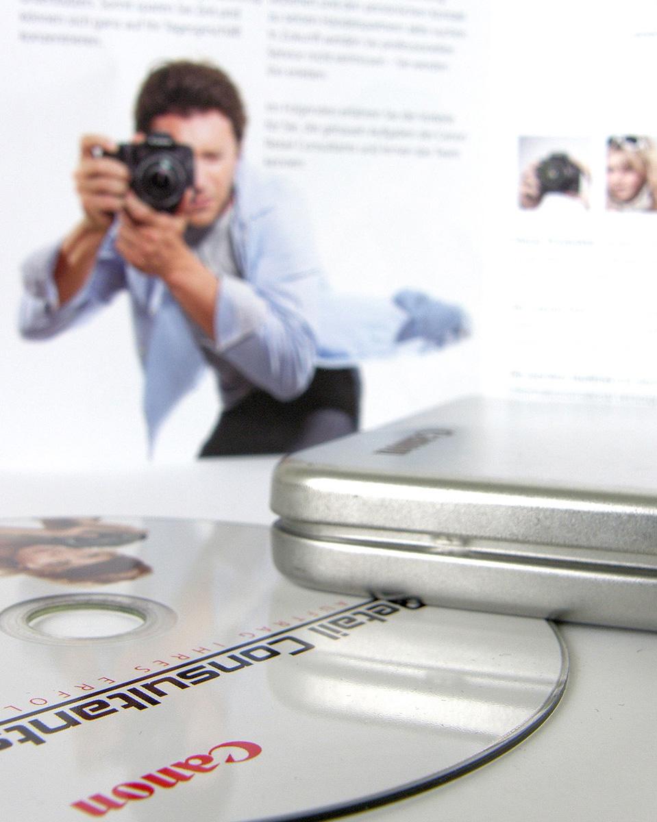 wisuell, wigge, CanonMerchandiser-Projekt