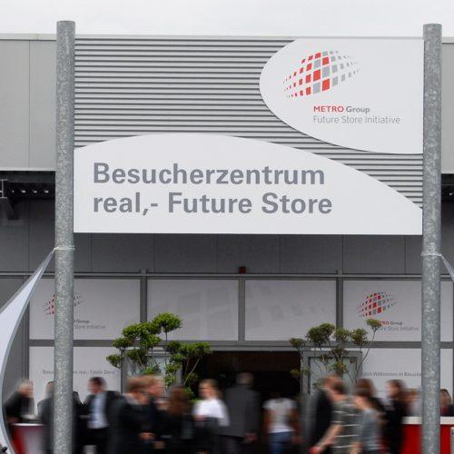 wisuell, wigge, Metro-Future Store