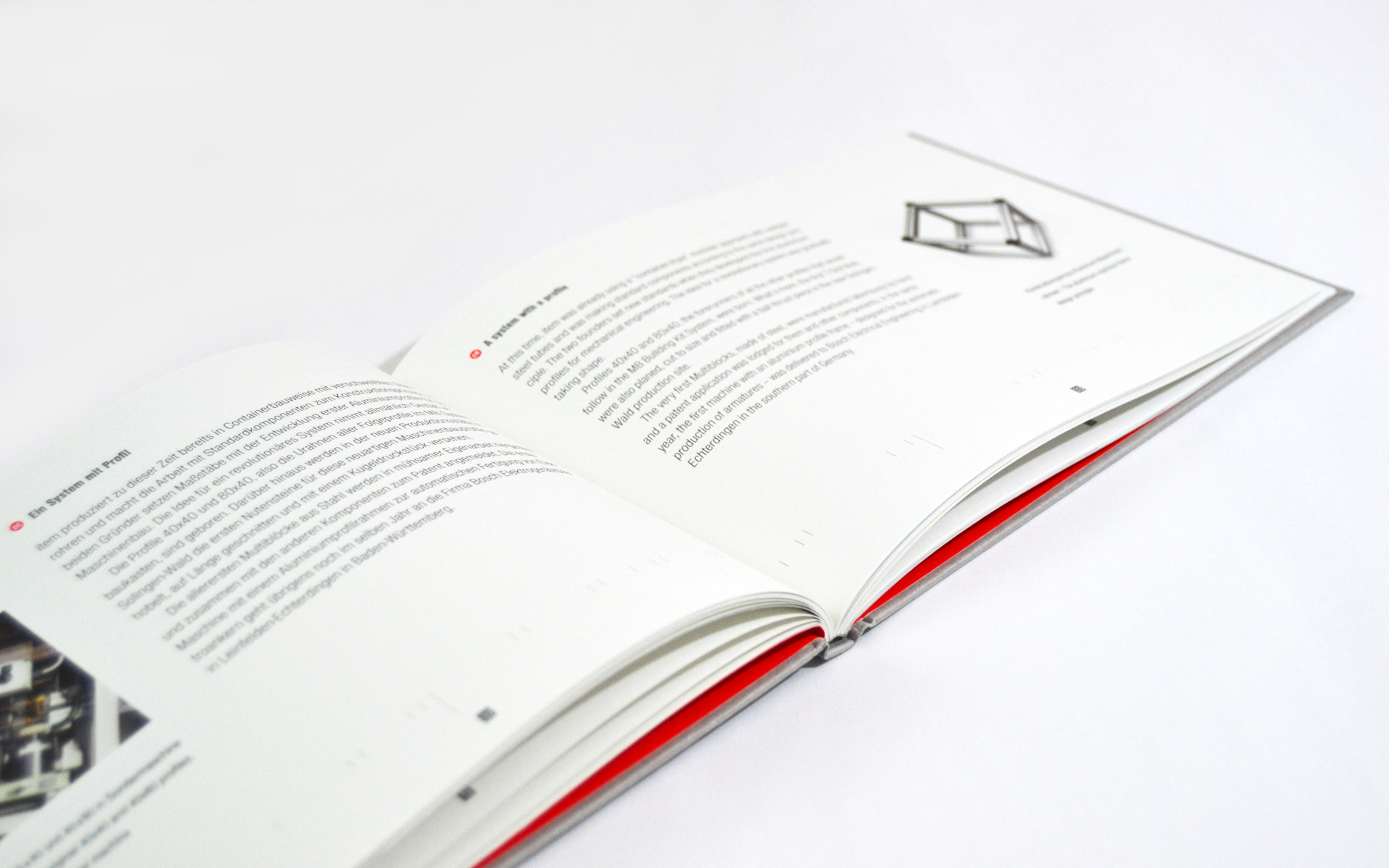 wigge, wisuell, item, Buch